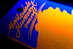 Monteverde Fluorescent inks