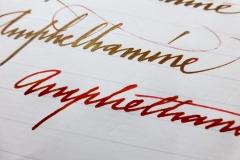 J. Herbin 1670 edition - Rouge Hematite