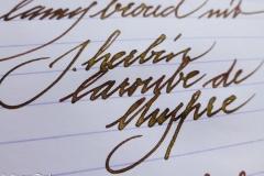 J.Herbin -1670 - Caroube de Chypre