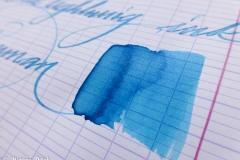 Diamine shimmering - Blue Lightning