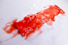 Diamine Shimmering Edition - Firestorm Red