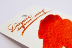 Diamine Shimmering Edition – Inferno Orange