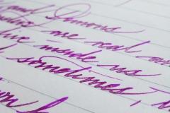 Diamine Shimmering Edition - Magenta Flash