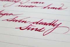 Kaweco - Ruby Red