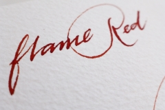 KWZ Ink - Flame Red