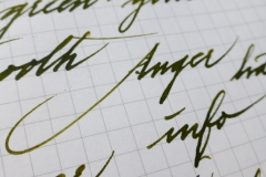 KWZ Ink - Green Gold