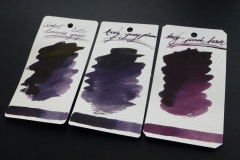 KWZ Ink - Grey Plum