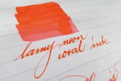 Lamy -Neon Coral